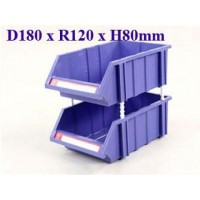 Plastic box for tools 716