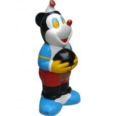 Thùng rác chuột Mickey