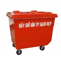 Thùng rác Composit 480 lít