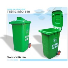 Thùng rác 120 Lít  MGB140