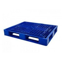 Plastic pallet 1200x1000mm (dynamic-static load: 0.8-2.5 tons)