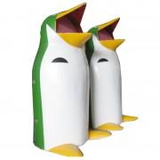 Thùng rác cánh cụt - mẫu mới
