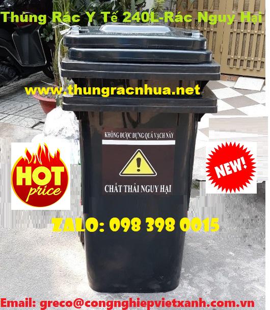 thung rac 240 lit den